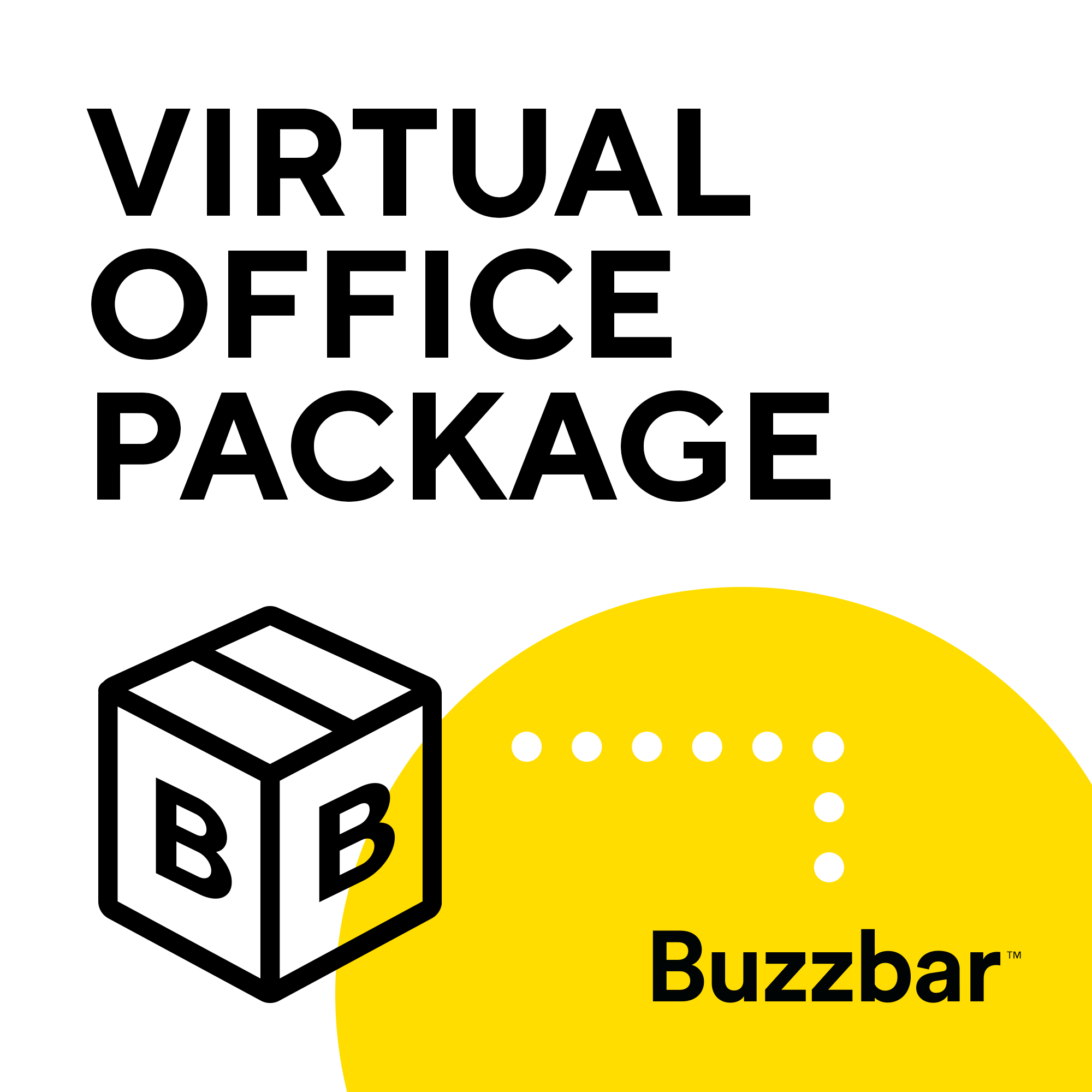 Introducing the Buzzbar Virtual Office Package!
