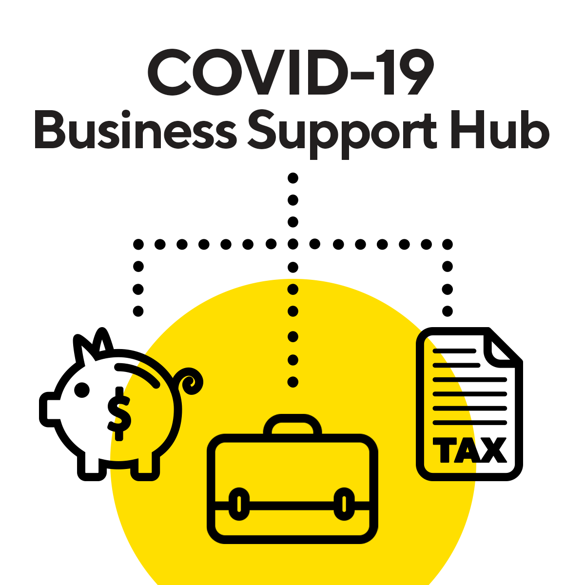 COVID-19 Business Support Hub