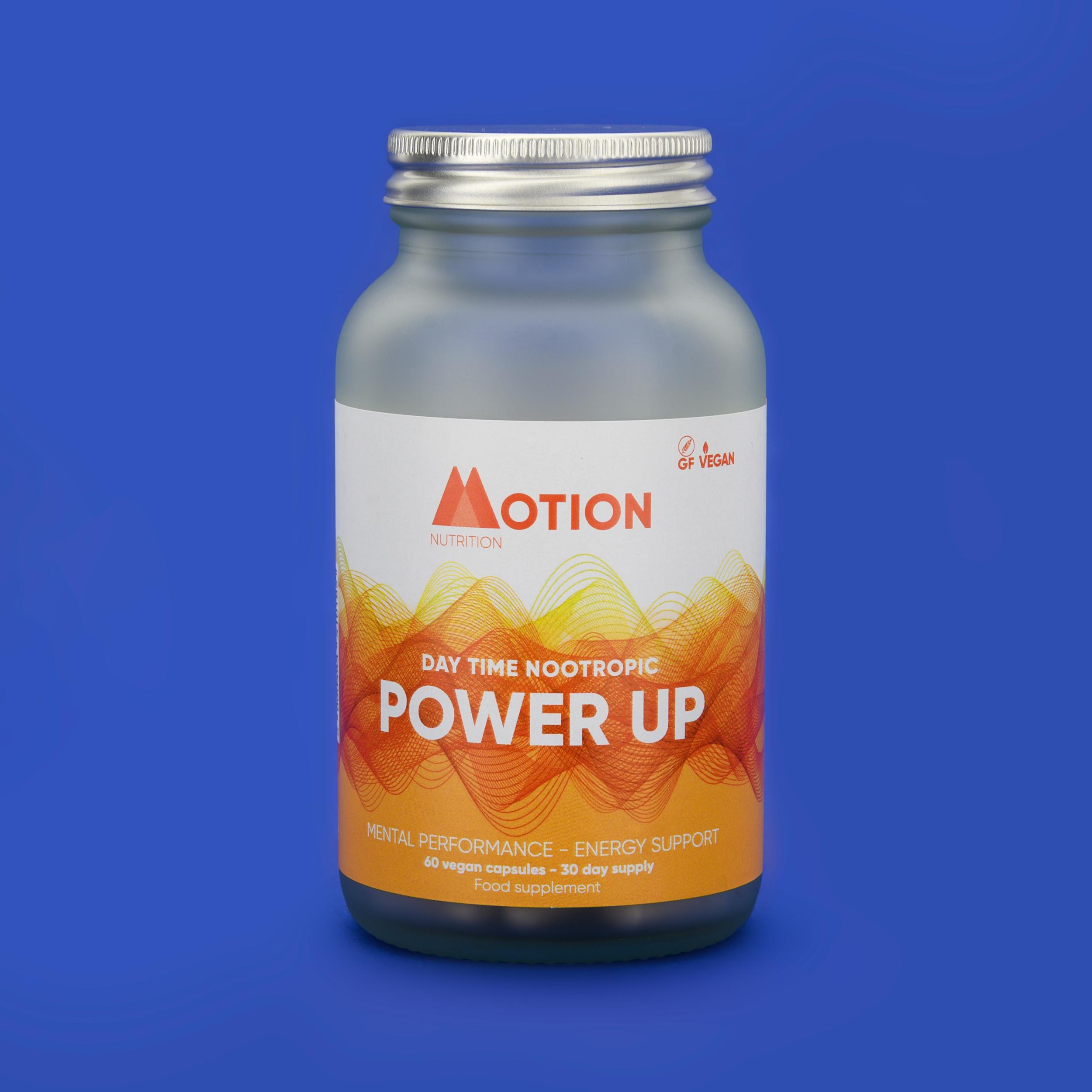 Buzzbar client spotlight: Motion Nutrition
